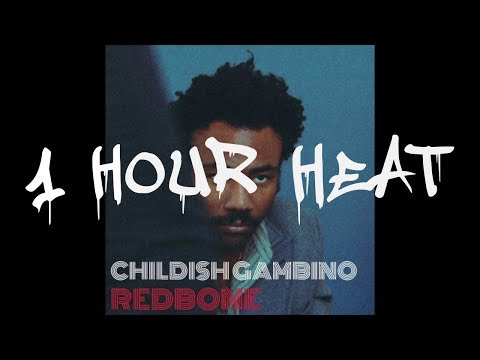 Childish Gambino - Redbone 1 Hour