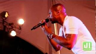 TANK  Exclusive Live Performance - Maybe I Deserve-  Fridays At Sunset 06/24/11