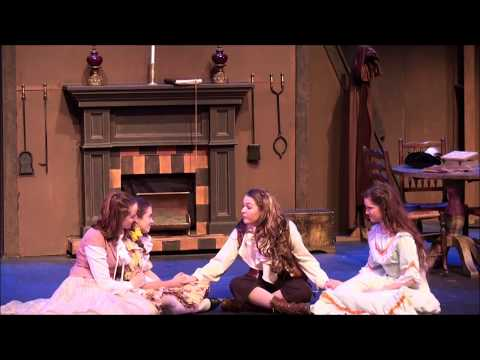 "Queensbury Theater/Tribble School of Perfroming Arts Present ""Little Women, the Musical"""