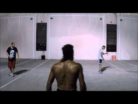 Bori & Ant vs Angel & Alexis