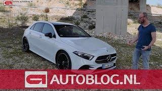 ALLES over de 2018 Mercedes A-klasse