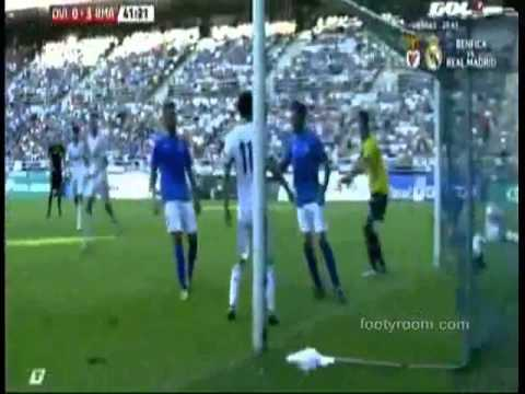 Real Madrid vs Real Oviedo 5-1 All Goals & Highlights 24.07.2012