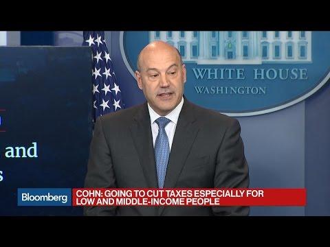 Cohn Says Alternative Minimum Tax Will Be Repealed