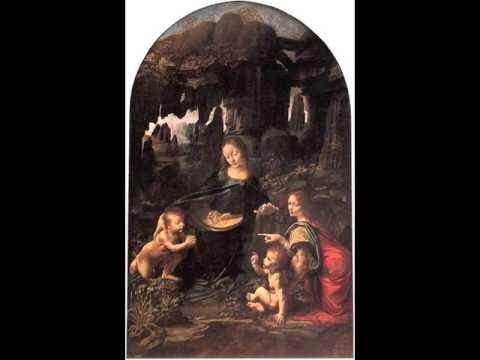 Leonardo; Madonna of the Rocks