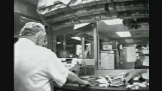 Thief locked in store - elderly shopkeeper gets revenge! Must see