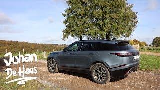 Walkaround & Interior Range Rover Velar 3.0D R-Dynamic HSE