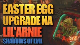 Como fazer upgrade na Lil'Arnie(Monkey Bomb) de Shadows of Evil - Easter Egg