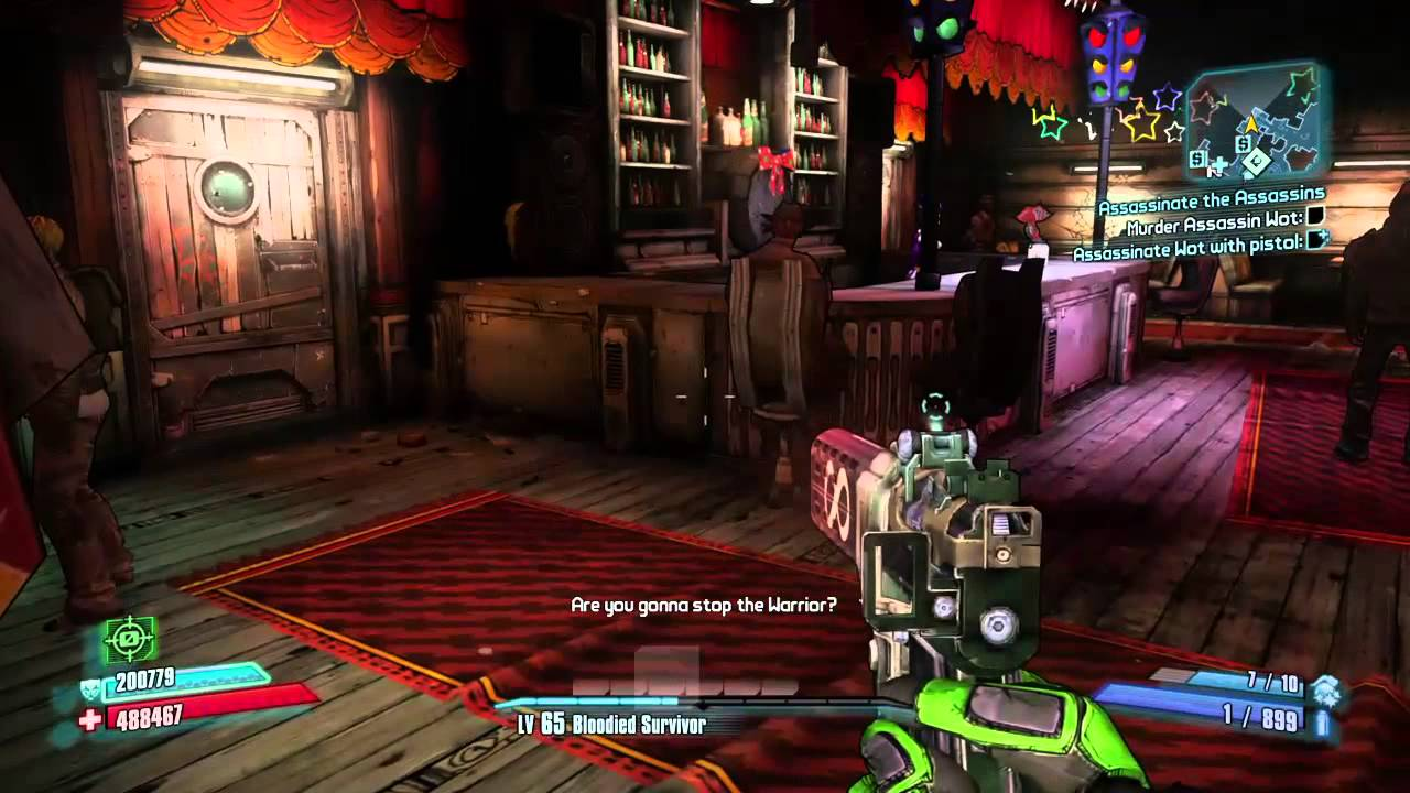 Borderlands 2 Challenge Accepted Trophy Guide Ft Jimmy J3nkn5 By