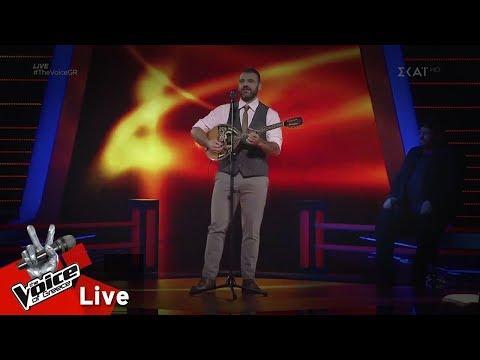 Ηρακλής Φάμελος - Σ&39;αγαπώ σαν αμαρτία  2o   The Voice of Greece