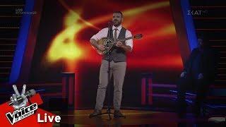 Baixar Ηρακλής Φάμελος - Σ'αγαπώ σαν αμαρτία | 2o Live | The Voice of Greece