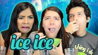 ICE ICE BABY CHALLENGE | RETO POLINESIO | LOS POLINESIOS