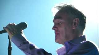 "MORRISSEY-""Please Please Please Let Me Get What I Want""[Smiths][Live] Moore Theatre, Seattle, 3/6/13"