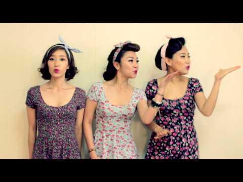 """바버렛츠 The Barberettes - """"Barbara Ann(Barberettes)""""(Cover of The Beach Boys)"""