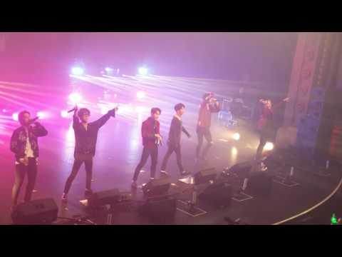 "B.A.P ""That's My Jam"" Party Baby in Dallas June 13, 2017"