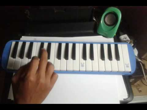 Tutorial not melodica / pianika cover The Chainsmokers - Closer