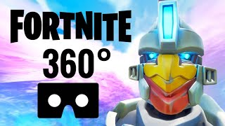 [VR 360 vídeo] Fortnite Mega Mall VR Box PSVR Realidad Virtual