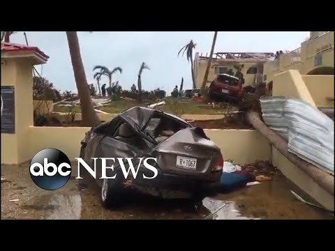 Florida prepares for Irma after Turks and Caicos devastated by storm