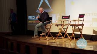 Coyote: The Mike Plant Story - Annapolis Film Festival Post Screening Comments by Gary Jobson