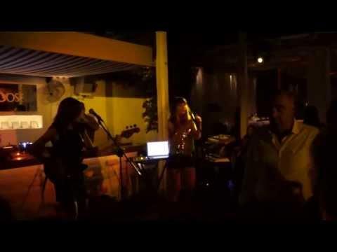 Olga Kouklaki Feat. Liset Alea - Self Control @ Island Club
