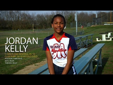 Jordan Kelly 2016 Softball Skills Video | Cumberland HS '18