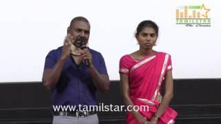 Actor Raghava Lawrence Press Meet Chat Conversation End