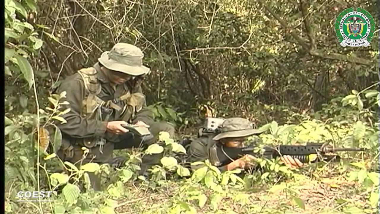 Comandos jungla policía nacional de colombia youtube jpg 1280x720 Colombia  junglas 421dcc92826