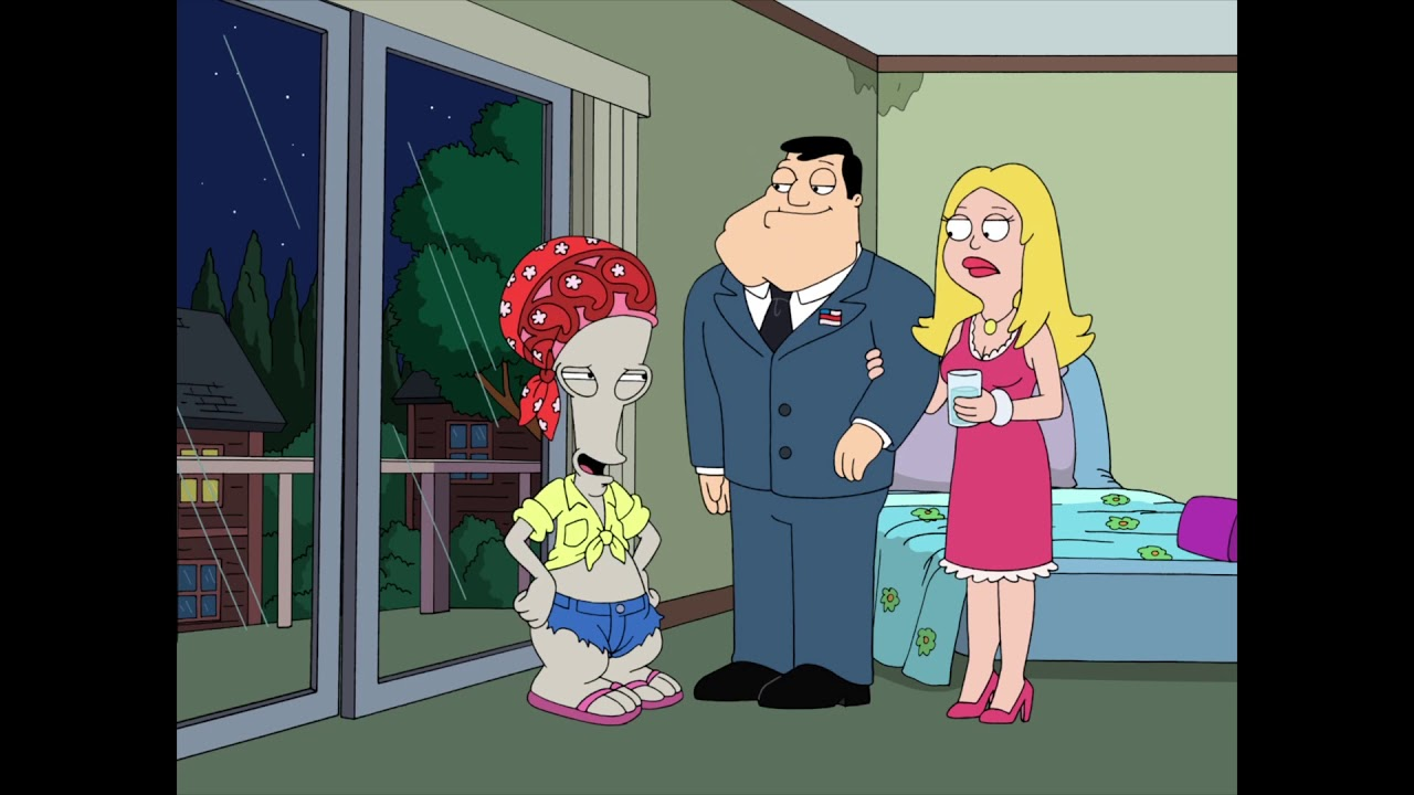 American Dad - Brains Brains and Automobiles PART 3