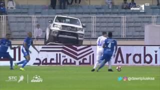 هدف الهلال الأول ضد الفتح (ليو يوناتيني) في الجولة 8 من دوري جميل