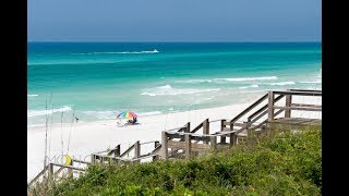 Seagrove Beach Florida 3Br Gulf View Vacation Rental Home, 451 Eastern Lake Rd