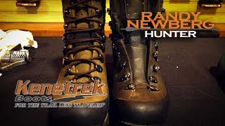 Boot Treatment - How To, by Kenetrek Boots and Randy Newberg