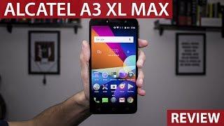 Alcatel A3 XL Max - Review