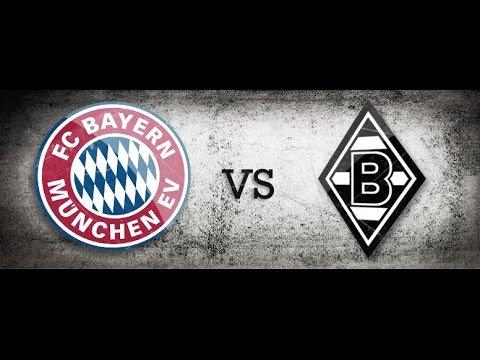 FC Bayern Munich vs Mönchengladbach en Vivo