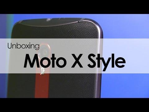 Moto X Style: Unboxing y primeras impresiones