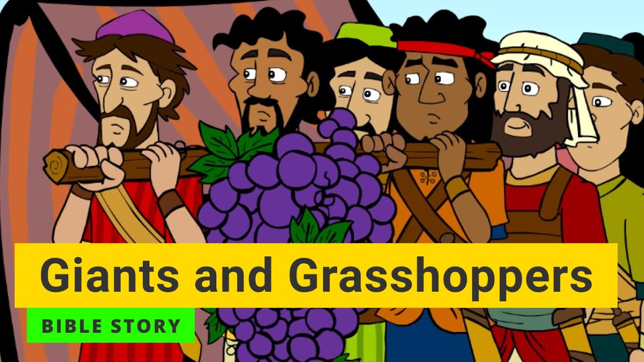 "Primary Year B Quarter 4 Episode 1 ""Giants and Grasshoppers"""