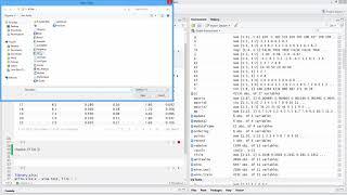 كيفية إنشاء ملف Excel من مجموعة بيانات في ر. [HD]
