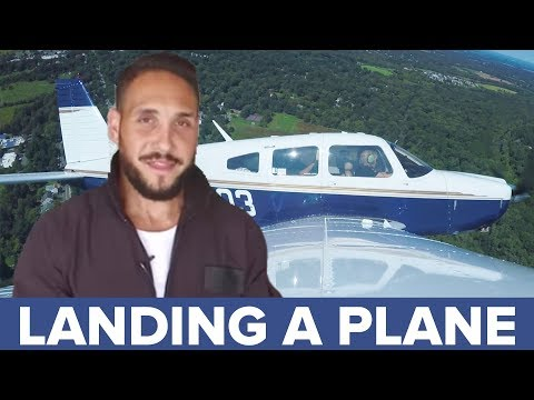 We Tried Emergency Landing A Plane