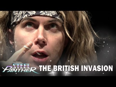 "Steel Panther - ""The British Invasion"" Teaser #3 Lexxi Foxx"