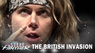 """Steel Panther - """"The British Invasion"""" Teaser #3 Lexxi Foxx"""