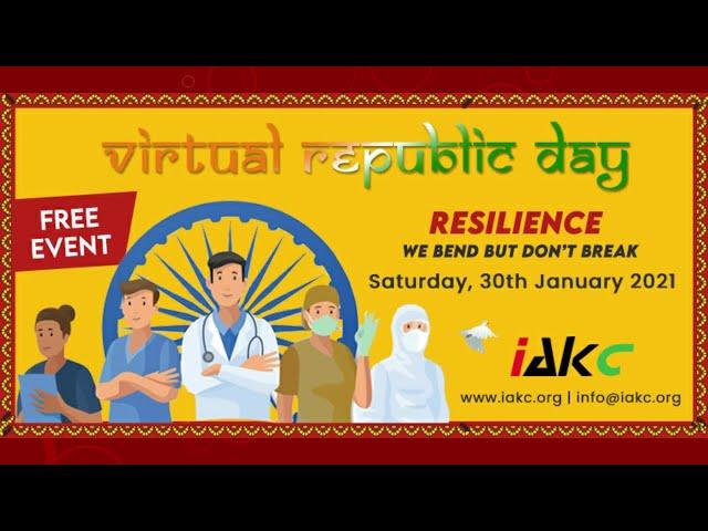 IAKC Virtual Republic Day