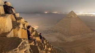 الصورة المحظور نشرها للأهرامات المصرية قام بالتقاطها مصور روسي