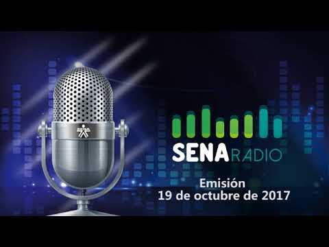 Sena radio 19 de octubre de 2017