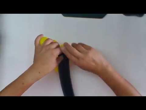 5 Minutes DIY a Balloon Boxing Gloves