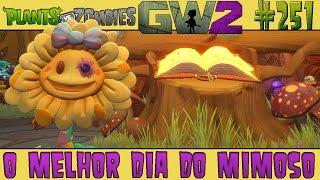 Plants vs. Zombies Garden Warfare 2 #251 - O Melhor Dia do Mimoso