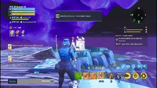 GLITCH /HOW TO GET OUT OF THE MAP OF FONTAINEBOIS Saving the World Fortnite