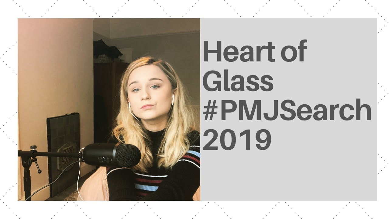 #PMJSearch2019 - Heart of Glass Cover