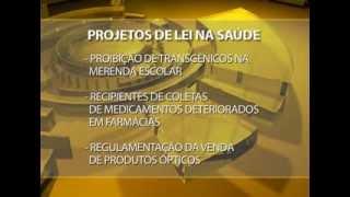 Projetos protocolados em 2013 devem continuar em tramitação este ano