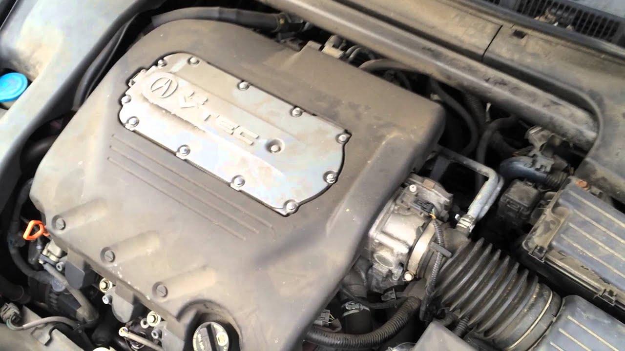 Engine Tick On Acura TL Auto YouTube - 2006 acura tl engine