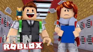 WE RETURN TO SCHOOL AFTER THE HOLIDAYS LIFE IN ? ROBLOX ROLEPLAY ENGLISH ? Ep. 21
