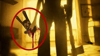 SHOCKING SAMMY LAWRENCE SECRET Revealed | BENDY and the Ink Machine [Secrets, Easter Eggs And More]