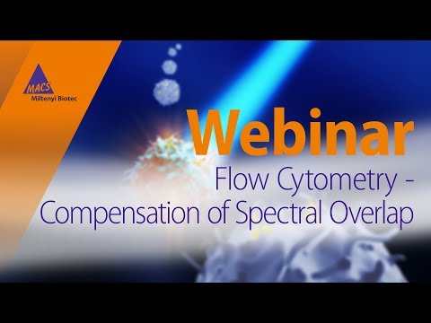 Webinar: Flow Cytometry - Compensation of Spectral Overlap